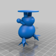 Garu.png Télécharger fichier STL gratuit Garu du dessin animé Pucca • Plan à imprimer en 3D, Jangie