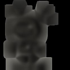 Garu.stl Télécharger fichier STL gratuit Garu du dessin animé Pucca • Plan à imprimer en 3D, Jangie
