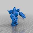 Golurk.png Télécharger fichier STL gratuit Golurk Pokemon (ゴルーグ Goruugu) • Objet pour imprimante 3D, Jangie