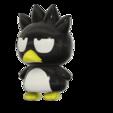 Badtz-Maru v13.png Télécharger fichier STL gratuit Badtz-Maru (バッドばつ丸, Baddo Batsu Maru) • Modèle pour impression 3D, Jangie