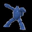 Gigantor_new_SLA_v7.png Télécharger fichier STL gratuit Gigantor (鉄人28号Tetsujin Nijūhachi-gō) robot • Objet à imprimer en 3D, Jangie