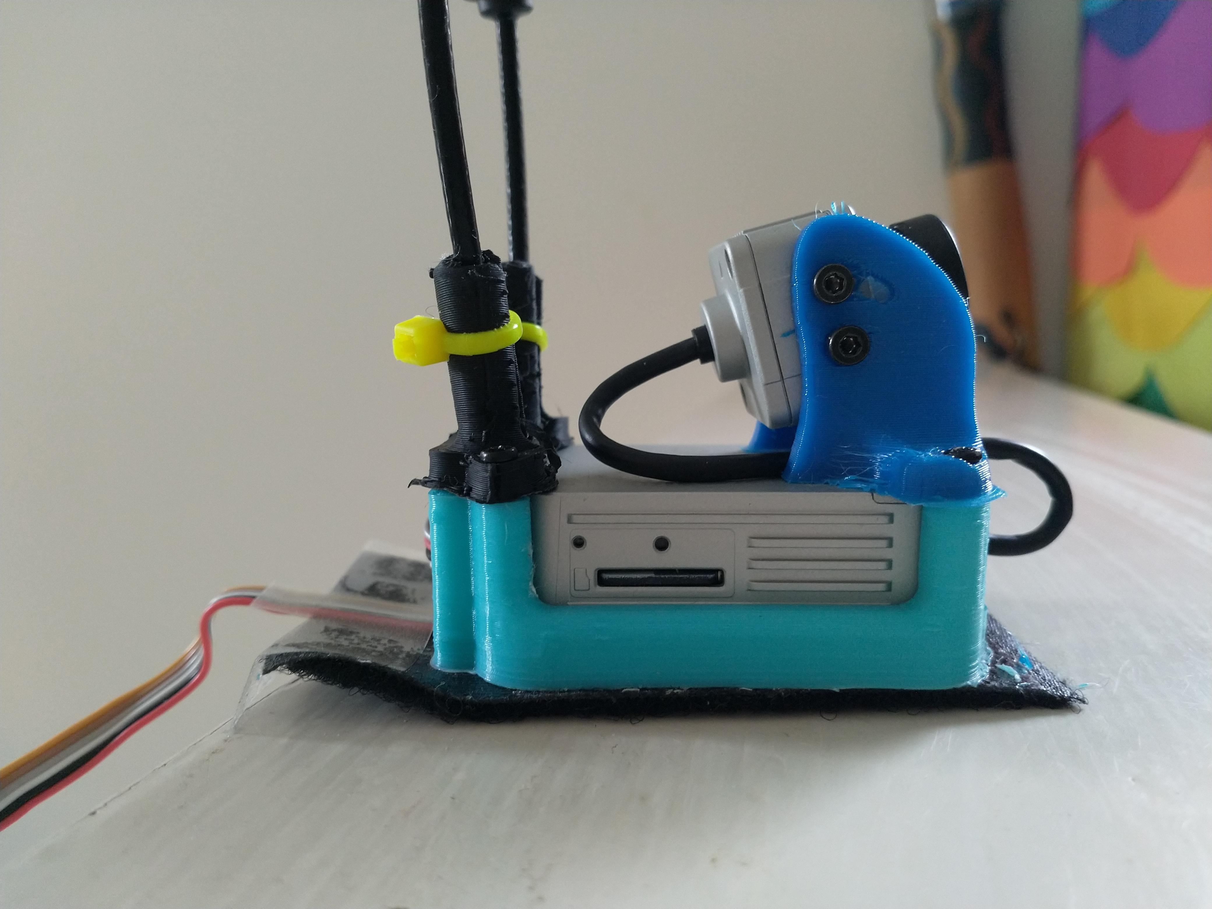 IMG_20200316_141755.jpg Télécharger fichier STL gratuit DJI FPV Pod pour avion avec l'angle de la caméra. • Design imprimable en 3D, Jangie
