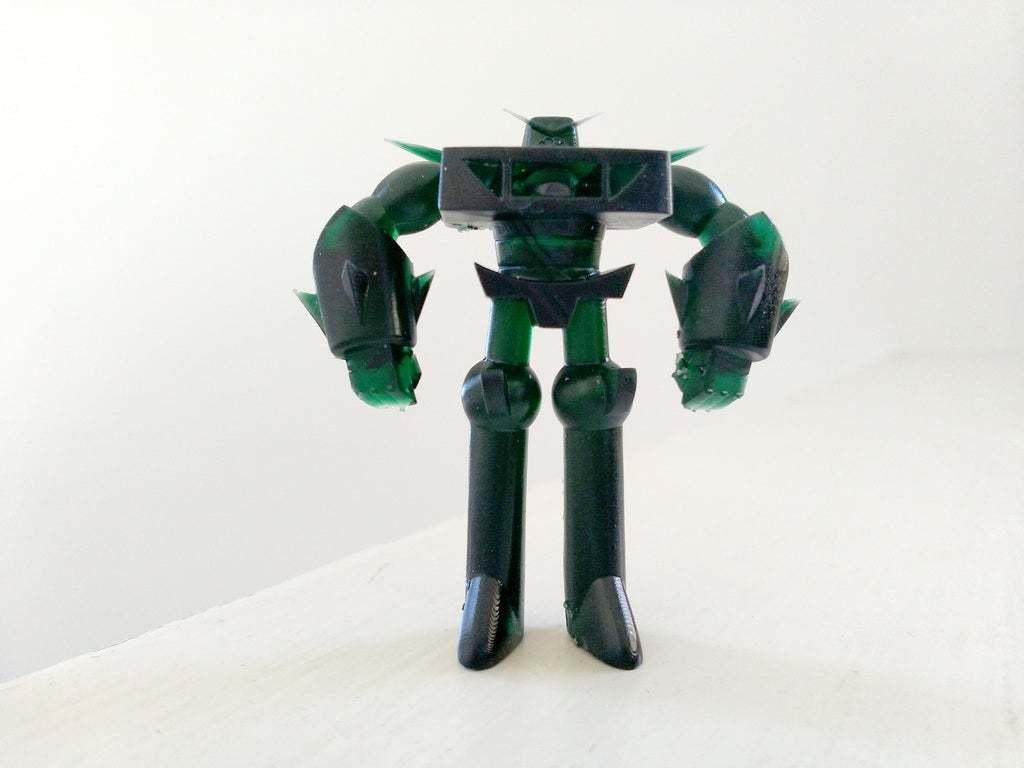 IMG_20200405_142417.jpg Télécharger fichier STL gratuit Robo Dexo 3000 (Robot du laboratoire de Dexter) • Objet imprimable en 3D, Jangie