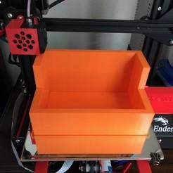 Marker0.jpeg Télécharger fichier OBJ gratuit Boîte de rangement suspendue • Modèle pour imprimante 3D, wasabi17