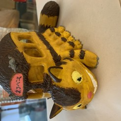 Download free STL file Catbus(My Neighbor Totoro) • Template to 3D print, wasabi17