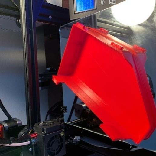 Télécharger fichier 3D gratuit Ender 3 Box, Dhemonaq