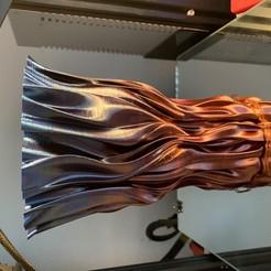 Download free STL file Fluid Vase for Josef Prusa • 3D print model, wasabi17