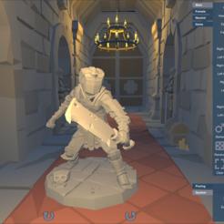 Descargar diseños 3D gratis Hero Mini Maker - El Carnicero, mwmdragon