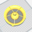 Capture d'écran 2020-05-14 13:50:24.png Download free STL file venturi for fan 220V 12cm (model 2) • 3D print template, sunshine-moped