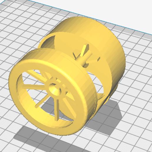 Download free STL file air filter for PHBG carburettor, ideal for peugeot 103 MVL (old model frame) • 3D printer model, sunshine-moped