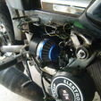 Download free STL file remote air filter for SHA 15 dellorto carburettor • 3D printable template, sunshine-moped