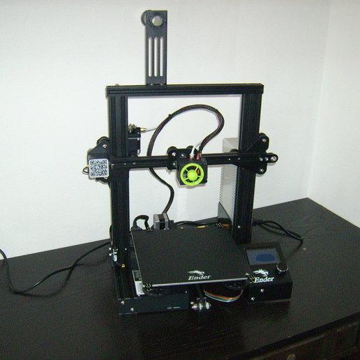 DSCI4528.JPG Download free STL file air inlet for CR10/ender3 printhead • 3D print model, sunshine-moped