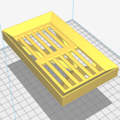 Capture d'écran 2020-06-30 14:20:13.png Download free STL file wall-mounted soap dish • Model to 3D print, sunshine-moped