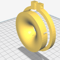 Download free STL file venturi for SHA 15/16mm carburettor • 3D printable model, sunshine-moped