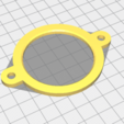 Download free STL file MBK51 ignition adaptor shim for peugeot 103 • 3D printable template, sunshine-moped