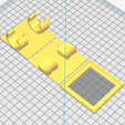 Download free STL file universal label holder • Object to 3D print, sunshine-moped