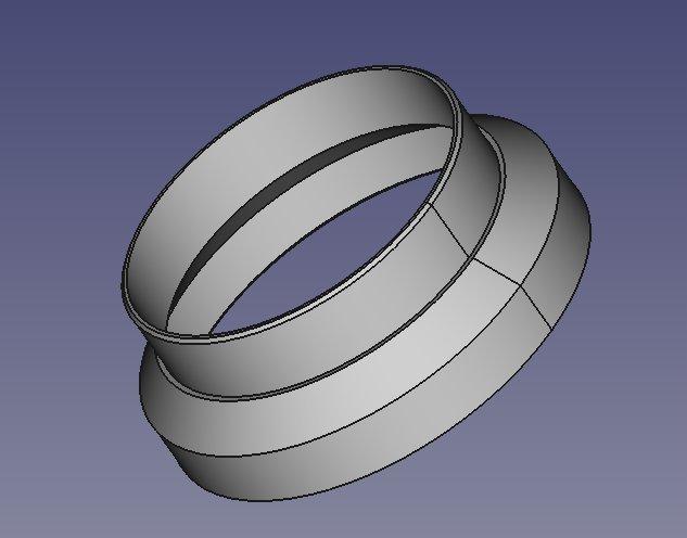 """81551562_200400224335056_5771012496093609984_n.jpg Télécharger fichier STL gratuit adaptateur de filtre a air d'origine de MVL / vogue """"phase2"""" sur carbu SHA15 • Objet pour impression 3D, sunshine-moped"""