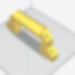 Download free STL file universal screw handle, sunshine-moped