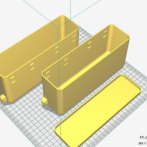 Download free STL file moped toolbox • 3D print model, sunshine-moped