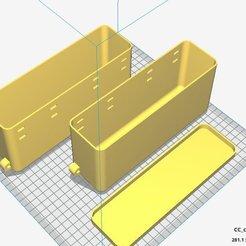 Télécharger fichier STL gratuit caisse a outils mobylette • Objet imprimable en 3D, sunshine-moped