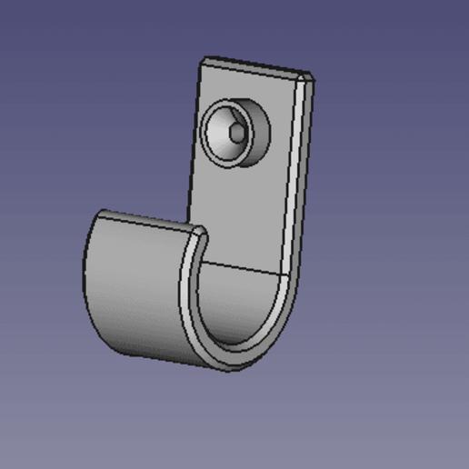 Download free STL file random hook • 3D printer design, sunshine-moped