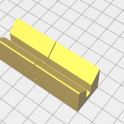Télécharger fichier STL gratuit boite de coupe à 90° pour tube PTFE de diamètre 4mm • Modèle à imprimer en 3D, sunshine-moped