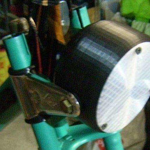 photo phare 2.JPG Download free STL file moped light • 3D printer model, sunshine-moped