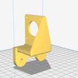 Capture d'écran 2020-07-08 20:18:39.png Download free STL file support direct drive creality cr10/ender3 (ATTENTION, read the description carefully) • 3D print model, sunshine-moped