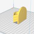 Télécharger fichier imprimante 3D gratuit amortisseur de porte, sunshine-moped