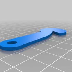 cle_caddy_v1.png Télécharger fichier STL gratuit System for unlocking trolleys in large sales areas Système pour déverrouiller les chariots des grandes surfaces de vente • Modèle à imprimer en 3D, patrickcoenen