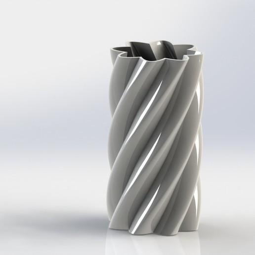 Télécharger fichier impression 3D gratuit vase, mathiscovelli