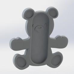Télécharger fichier imprimante 3D gratuit porte savon, mathiscovelli