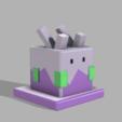 Télécharger fichier STL gratuit (quête pokémon) Goomy, lovecocoa0411