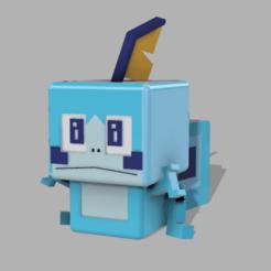 Télécharger modèle 3D gratuit (quête pokémonienne)sangloter, lovecocoa0411