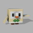 Télécharger fichier imprimante 3D gratuit (quête de pokémon) raquette, lovecocoa0411