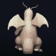 Download 3D printing models Pokemon LowPoly Dragonite, MarProZ