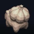 19.png Télécharger fichier OBJ Pokemon Bulbasaur LowPoly • Modèle pour impression 3D, MarProZ_3D