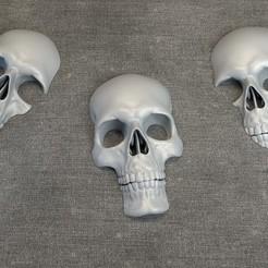 Skull_03.jpg Télécharger fichier OBJ Crâne • Objet pour imprimante 3D, MarProZ_3D