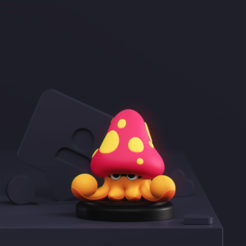 00_GiveawayWinner_01.png Download free STL file Mantacle - Fakemon • Object to 3D print, MarProZ_3D