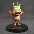 Télécharger fichier STL gratuit Rick et Morty - Le roi des tétons • Design pour imprimante 3D, MarProZ_3D