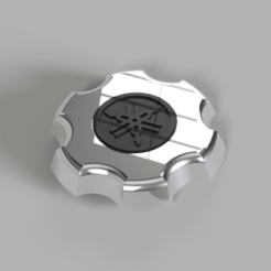 yamaha v8.png Télécharger fichier STL WaveRunners yamaha oil tank cap • Design à imprimer en 3D, Uavmax