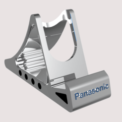panasonic v3.png Download STL file Panasonic throughpad stand • Model to 3D print, Uavmax