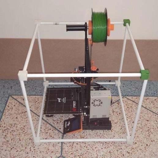 photo_2020-01-25_17-14-17.jpg Download free STL file CREALITY 3D Printer Enclosure • Model to 3D print, Uavmax