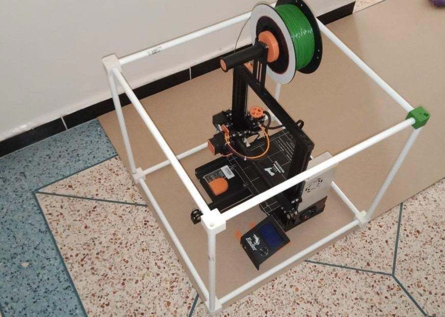 photo_2020-01-25_17-14-02.jpg Download free STL file CREALITY 3D Printer Enclosure • Model to 3D print, Uavmax