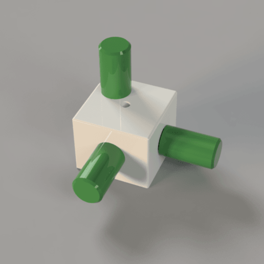 CUBE.png Download free STL file CREALITY 3D Printer Enclosure • Model to 3D print, Uavmax