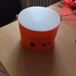IMG_20200925_102319.jpg Télécharger fichier STL gratuit Lampe Exterieure 10W RGB • Design pour impression 3D, chanutthomas