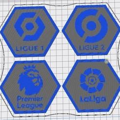 Capture d'écran 2020-09-13 214938.jpg Download free STL file Hex Tile Football • Template to 3D print, chanutthomas