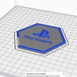 Annotation 2020-09-11 114918.jpg Download free STL file Hex Tile Playstation • 3D printer template, chanutthomas