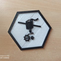 IMG_20200912_174526.jpg Download free STL file Hex Tile Tool • Design to 3D print, chanutthomas