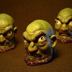 Télécharger objet 3D Kashira : les sous-fifres de la tête verte, DreamStarter